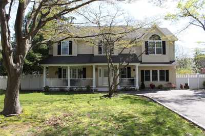 Port Jefferson Single Family Home For Sale: 15 Wilmot Rd