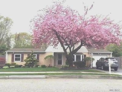 Farmingville Single Family Home For Sale: 24 Baylor Dr