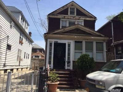 Woodside Single Family Home For Sale: 40-19 73rd St