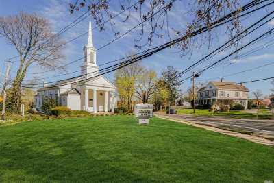 Huntington Single Family Home For Sale: 449-453 W Main St