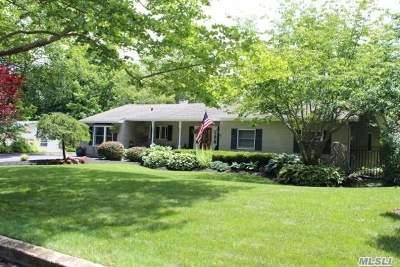 Shoreham Single Family Home For Sale: 12 Akron Pl