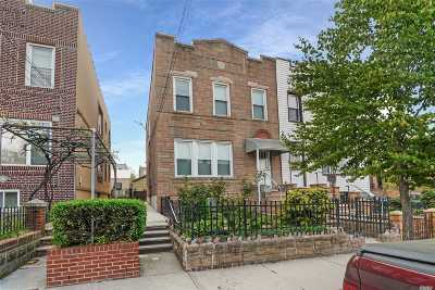 Multi Family Home For Sale: 20-44 46th St