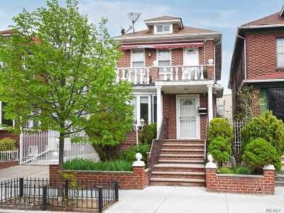 Single Family Home For Sale: 31-45 86th St