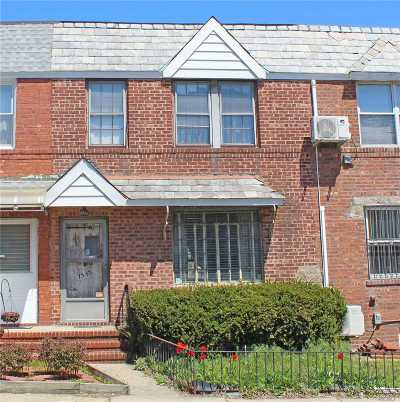 Maspeth Single Family Home For Sale: 73-43 52nd Rd