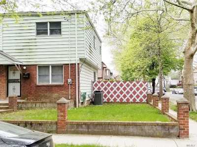 Bayside Single Family Home For Sale: 206-02 47th Ave