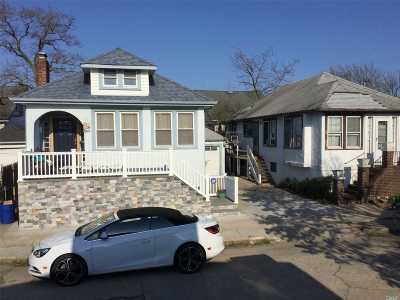 Long Beach NY Single Family Home For Sale: $649,000