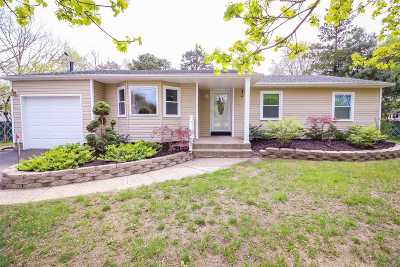 Islip Single Family Home For Sale: 362 Lowell Ave