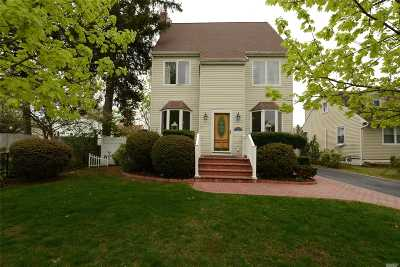 Hicksville Single Family Home For Sale: 116 West Ave