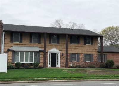 Hauppauge Rental For Rent: 1314 Townline Rd