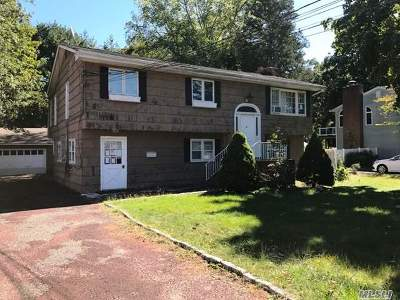 Smithtown Single Family Home For Sale: 55 New York Ave