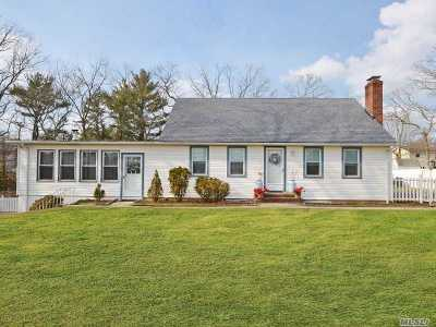 Commack Single Family Home For Sale: 79 Wicks Rd