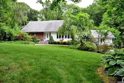 Smithtown Single Family Home For Sale: 15 Colonial Dr