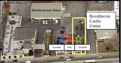 Patchogue Commercial For Sale: 319 E Main St