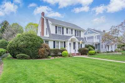 Rockville Centre Single Family Home For Sale: 92 S Lewis Pl