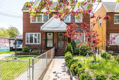 Ozone Park Single Family Home For Sale: 85-06 133rd Ave