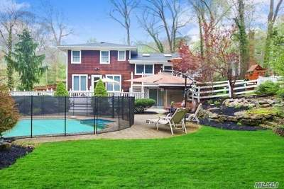Smithtown Single Family Home For Sale: 9 Whitney Ct