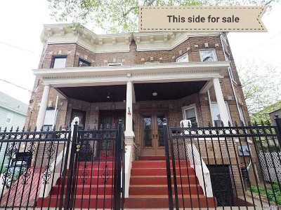 Woodhaven Multi Family Home For Sale: 86-29 86th St