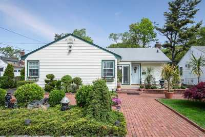 W. Hempstead Single Family Home For Sale: 590 Buxton Ave
