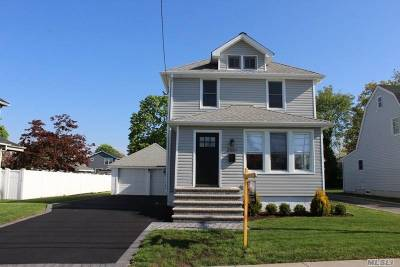 Bellmore Single Family Home For Sale: 2551 Grand Ave