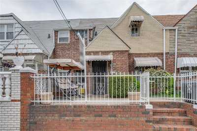 Multi Family Home For Sale: 79-11 Pitkin Ave