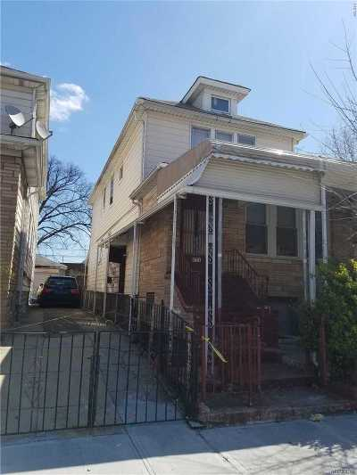 Brooklyn Multi Family Home For Sale: 873 E 49th St