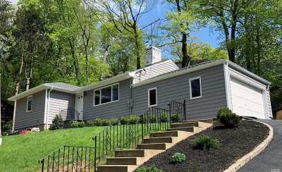 Glen Head Single Family Home For Sale: 23 Kissam Ln
