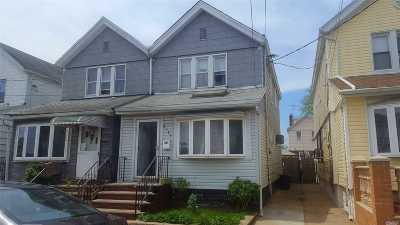Woodhaven Single Family Home For Sale: 91-44 79th St