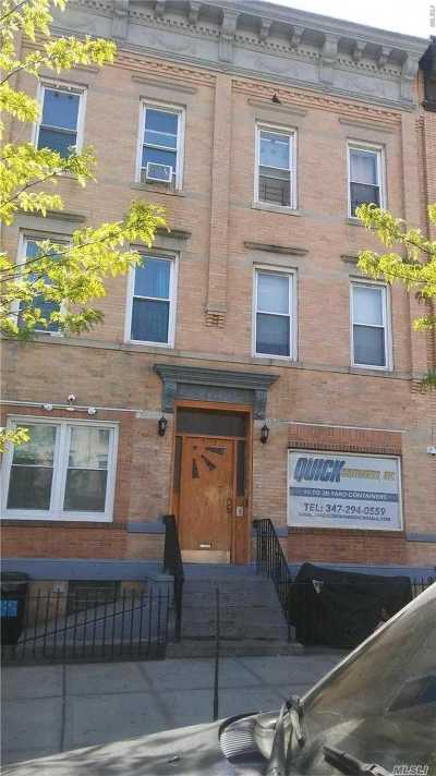 Ridgewood Multi Family Home For Sale: 71-12 Fresh Pond Rd