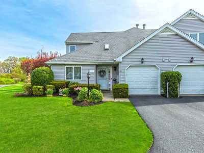 Baiting Hollow Condo/Townhouse For Sale: 4001 The Fairway