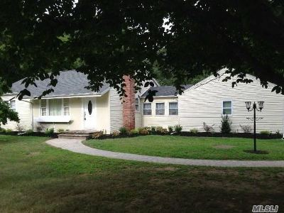 St. James Single Family Home For Sale: 61 Lake Ave