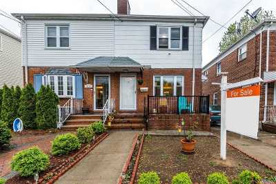 Flushing Single Family Home For Sale: 30-14 Utopia Pky