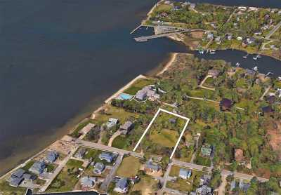 Center Moriches Single Family Home For Sale: 134 Ocean Ave