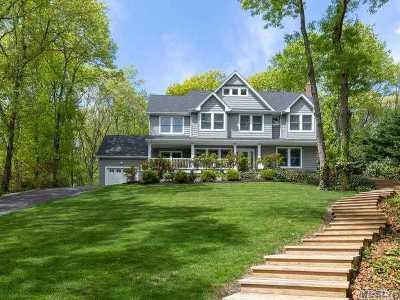 Smithtown Single Family Home For Sale: 53 Churchill Ln