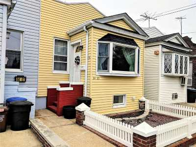 Maspeth Single Family Home For Sale: 64-63 59 Ave