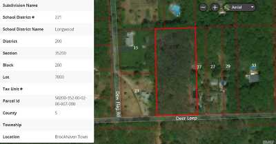 Ridge Residential Lots & Land For Sale: Deer Leap Rd