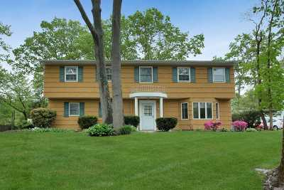 Smithtown Single Family Home For Sale: 23 Blanchard St