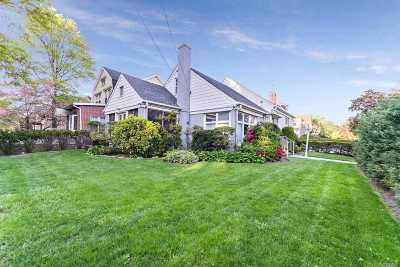 Forest Hills Single Family Home For Sale: 112-05 72nd Ave