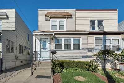 Bayside Single Family Home For Sale: 32-19 202nd St