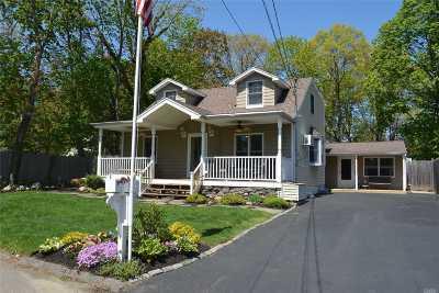 Huntington Single Family Home For Sale: 31 Howe St