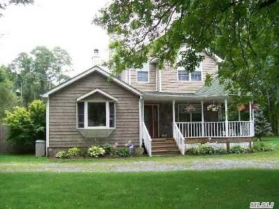 Manorville Rental For Rent: 34 North St