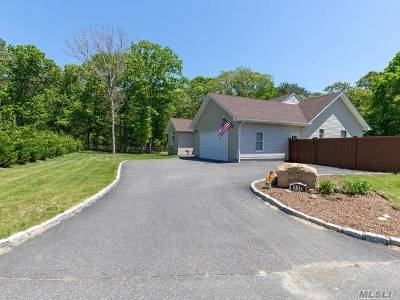 Middle Island Single Family Home For Sale: 77 C Church Ln