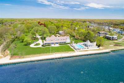 Center Moriches Single Family Home For Sale: 16 Sedgemere Rd