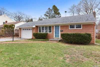 Huntington Single Family Home For Sale: 16 Howe St
