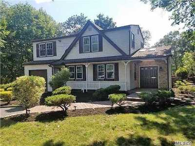 central Islip Single Family Home For Sale: 12 Pinewood Ave