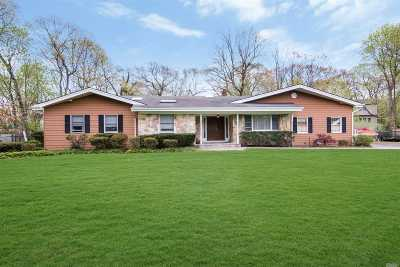 Miller Place Single Family Home For Sale: 33 Dogwood Hollow Ln