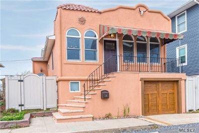 Long Beach NY Single Family Home For Sale: $549,999