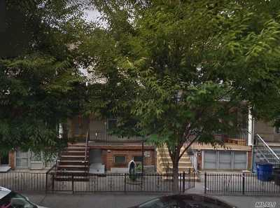 Ridgewood Multi Family Home For Sale: 60-37 69th Ave