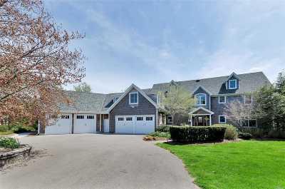 Mattituck Single Family Home For Sale: 6105/6626 Sound Ave
