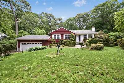 Huntington Single Family Home For Sale: 6 Hartman Hill Rd