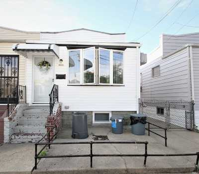 Maspeth Single Family Home For Sale: 64-67 58th Rd